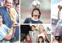 Maradona a murit la varsta de 60 de ani