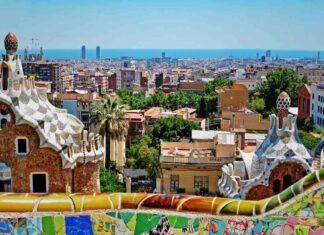 Parcul Guell Barcelona