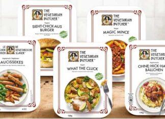 Unilever vegan market