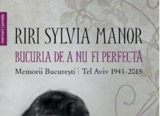 Bucuria de a nu fi perfecta